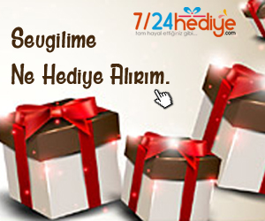 sevgiliye hediye