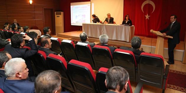 İl Koordinasyon Kurulu 3. Dönem toplantısı yapıldı