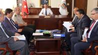 Yüksek Öğrenim Güvenlik Toplantısı yapıldı