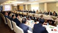 Ortak Paylaşım ve Genel Değerlendirme Toplantısı yapıldı
