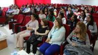 ASÜ Rektörü Kurul Toplantısı'nda akademisyenleri dinledi