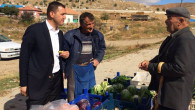 Aksaray'ın köylerinde MHP rüzgarı esiyor