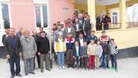Aksaray'da çiftçiye güvenli traktör kullanımı eğitimi