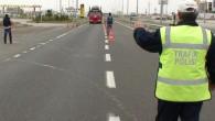 Aksaray'da trafik ve asayiş uygulamaları devam ediyor