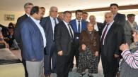 İl Genel Meclisi'nden Huzurevi'ne ziyaret