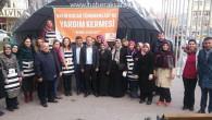 AK Parti Bayırbucak'a yardım için kermes açtı