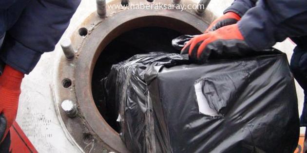 LPG tankeriyle kaçak sigara sevkiyatı