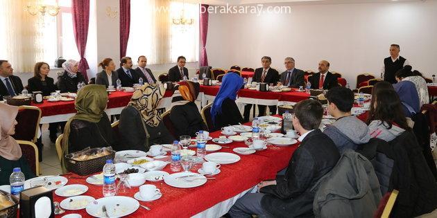 Aksaray Okuma Grubu Mehmet Akif Ersoy için toplandı
