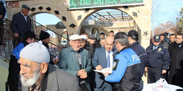 Şehit Polis Ayhan Demirel için Mevlit okutuldu