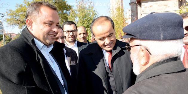 Ak Parti Aksaray Teşkilatı 2019'a çalışıyor