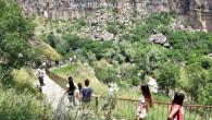 Ihlara Vadisi ziyaretçi rekoru kırdı