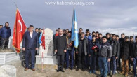 Ülkücü Şehit Şevki Demir mezarı başında anıldı