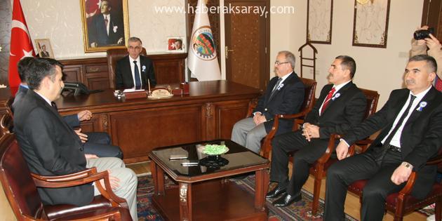 Aksaray'da Vergi Haftası kutlamaları
