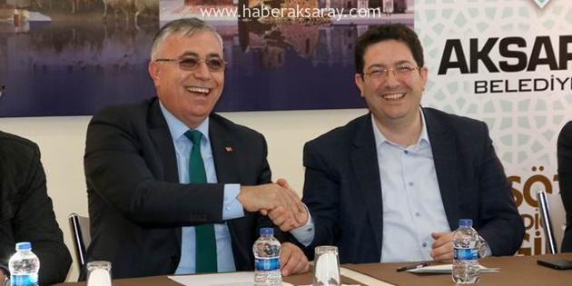 Tarım ve Hayvancılığın kalbi Aksaray'da atacak