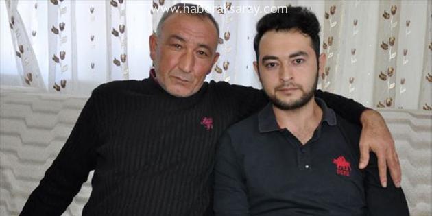 Şırnak'ta yaralanan Polis baba evinde