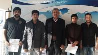 Mevlana Değişim Programı öğrencileri ASÜ'den ayrıldı