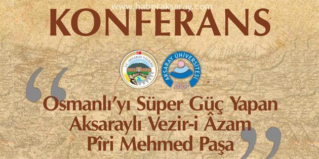 Sadrazam Piri Mehmed Paşa anılıyor