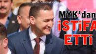 Turan Yaldır MHP MYK'dan istifa etti