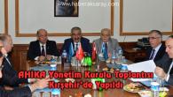 AHİKA Kırşehir'de toplandı
