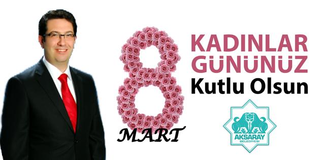 Belediye Başkanı Yazgı'nın Kadınlar Günü mesajı