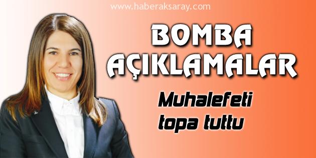 İlknur İnceöz'den bomba açıklamalar!
