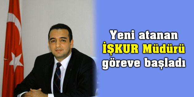 Aksaray'da yeni İŞKUR müdürü göreve başladı