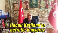 MHP'den Hocalı Katliamı açıklaması