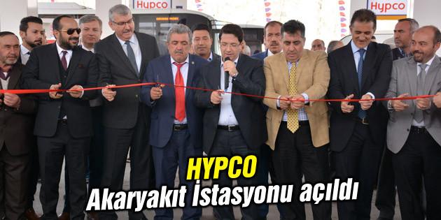 HYPCO Akaryakıt İstasyonu açıldı