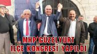 MHP Güzelyurt ilçe kongresi yapıldı