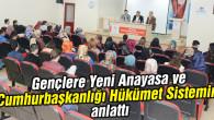 Ak Parti İl Başkanı Karatay gençlerle buluştu