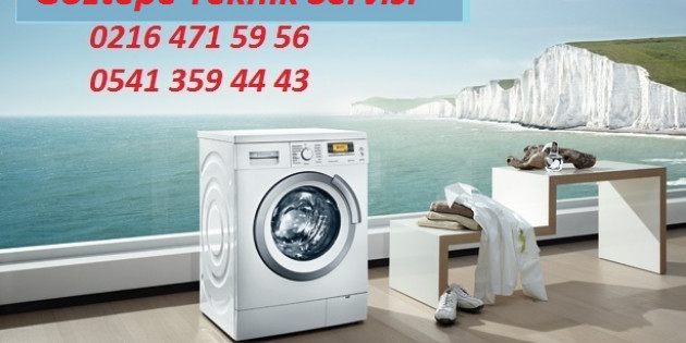 Çamaşır Makinesi Sarsıntılı Çalışma Sorunu ve Çözümü