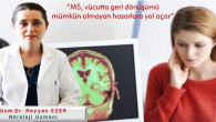 MS, vücutta geri dönüşümü mümkün olmayan hasarlara yol açar