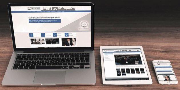 Web Sitesi Tasarımı Ve Hukuk Bürosu Otomasyon Programı