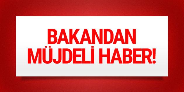 Bakan Fakıbaba'dan Kurban Bayramı müjdesi
