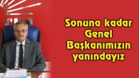 CHP Aksaray İl Başkanlığı'ndan Kılıçdaroğlu'na destek açıklaması