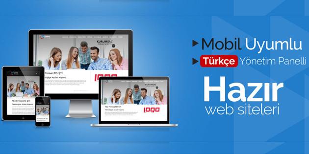 Firmalar için en ucuz ve hızlı tanıtım aracı web sitesi açmak
