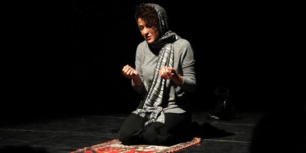 'Annemin Türküsü' adlı tiyatro büyük ilgi gördü
