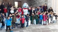 Aksaray Belediyesi 'Dede-torun buluşması' gerçekleştirdi