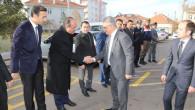 Vali Aykut Pekmez Gülağaç İlçesini ziyaret etti