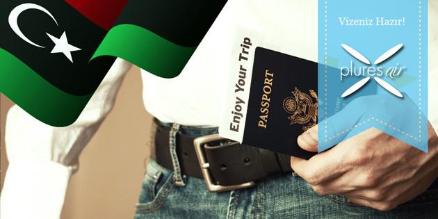 Libya Vize Ücretleri