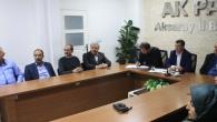 Yeni yönetim ilk toplantısını gerçekleştirdi