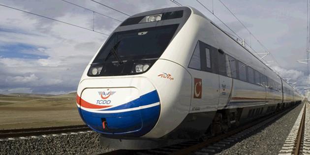 Hızlı Tren Projesi şehrimize hayırlı uğurlu olsun