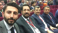 122'nci İl Başkanları Toplantısı'na katıldılar