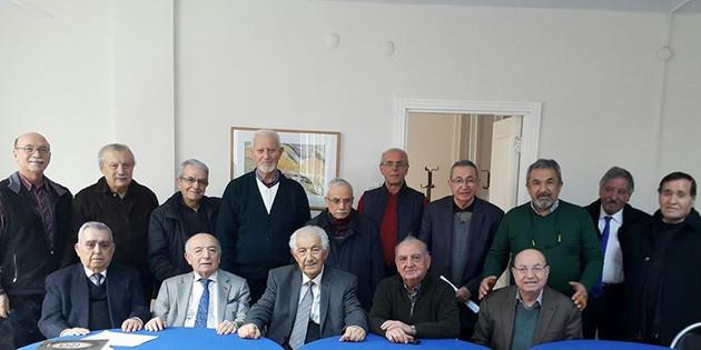 Ankara Aksaraylılar Derneği'nde yeni yönetim belirlendi