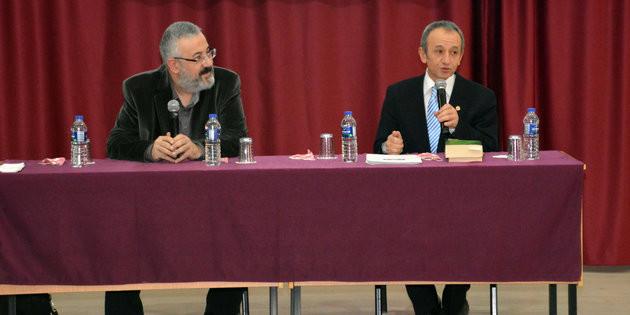 'Medeniyetimizin Mimarları' konferansına büyük ilgi