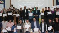 150 kişi Uygulamalı Girişimcilik Eğitimi sertifikası aldı