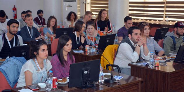 ASÜ Gıda Topuluğu ve 5 ülke temsilcileri Yazgı ile görüştü