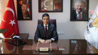 Ak Parti Merkez İlçe Başkanı Aktürk'ün 14 Mart mesajı