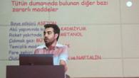 Eskil'de sigara ve bağımlılık konulu seminer gerçekleştirildi