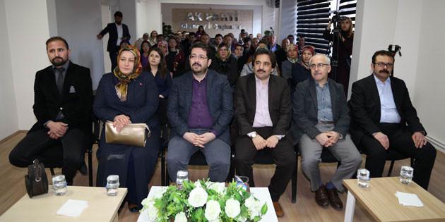 Siyaset Akademisi 3. hafta dersleri gerçekleştirildi